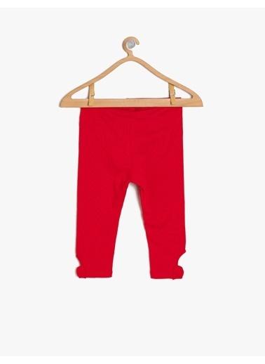 Koton Kids Tayt Kırmızı